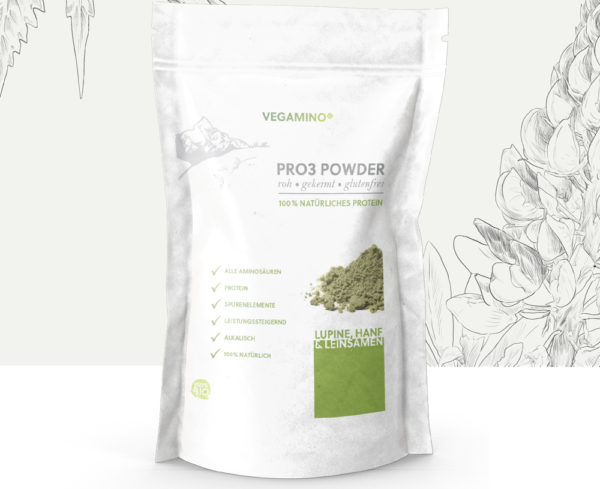 Pro 3 Protein Powder
